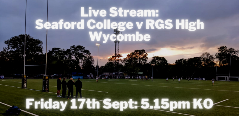 Website Seaford College v RGS High Wycombe