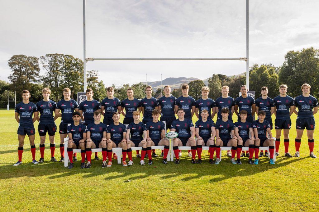 Merchiston Castle Team